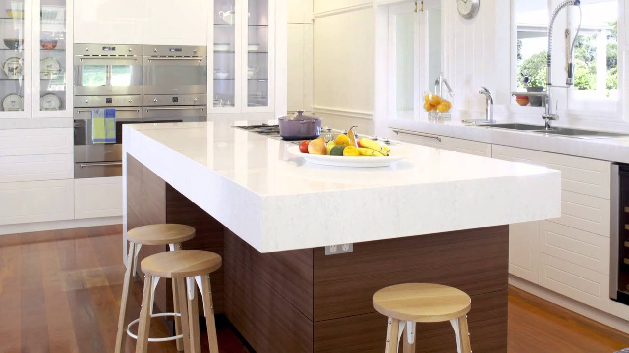 Exceptional Kitchen Design   Modern State Of The Art Kitchen Features A 100 Year Old  Butcher Chopping Block   YouTube