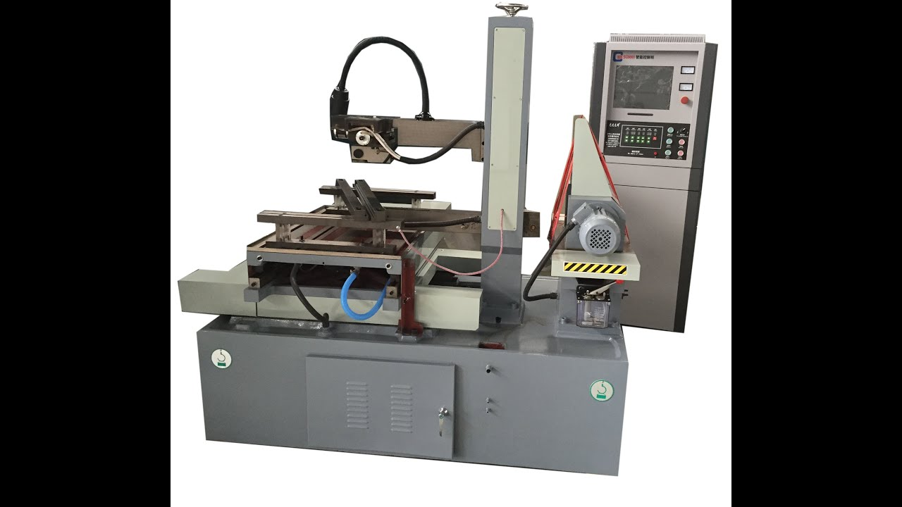 Detailed operation manual and installation of CNC Wire cutting ...