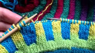 Alternative Uses for DPNS and a DK bind-off method - Part 1