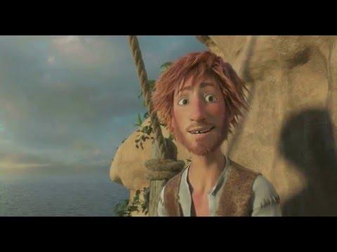 Robinson Crusoe - HD trailer_cz dabing