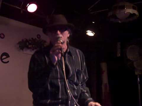 Klub Karaoke singer Willy Orbison  in Buffalo New York