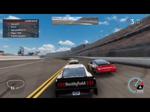 Daytona 3 Wide