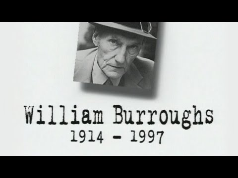 William BURROUGHS – Un siècle d'écrivains : 1914-1997 (DOCUMENTAIRE, 2000)