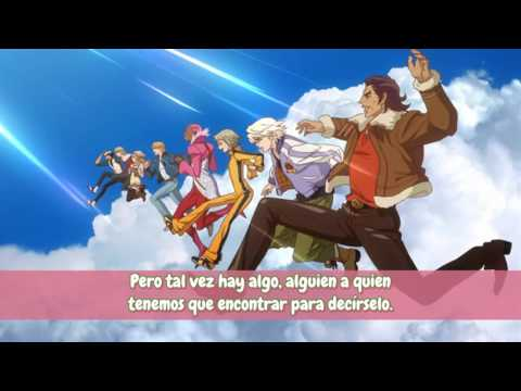"[Tiger & Bunny AMV] Earth Diver [Novels. Opening de ""The Beginning""] [Subtítulos en español]"