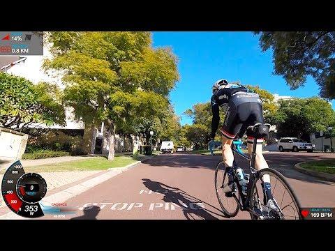 Tuesday Leg Day: Mount Street Repeats. Perth, WA.