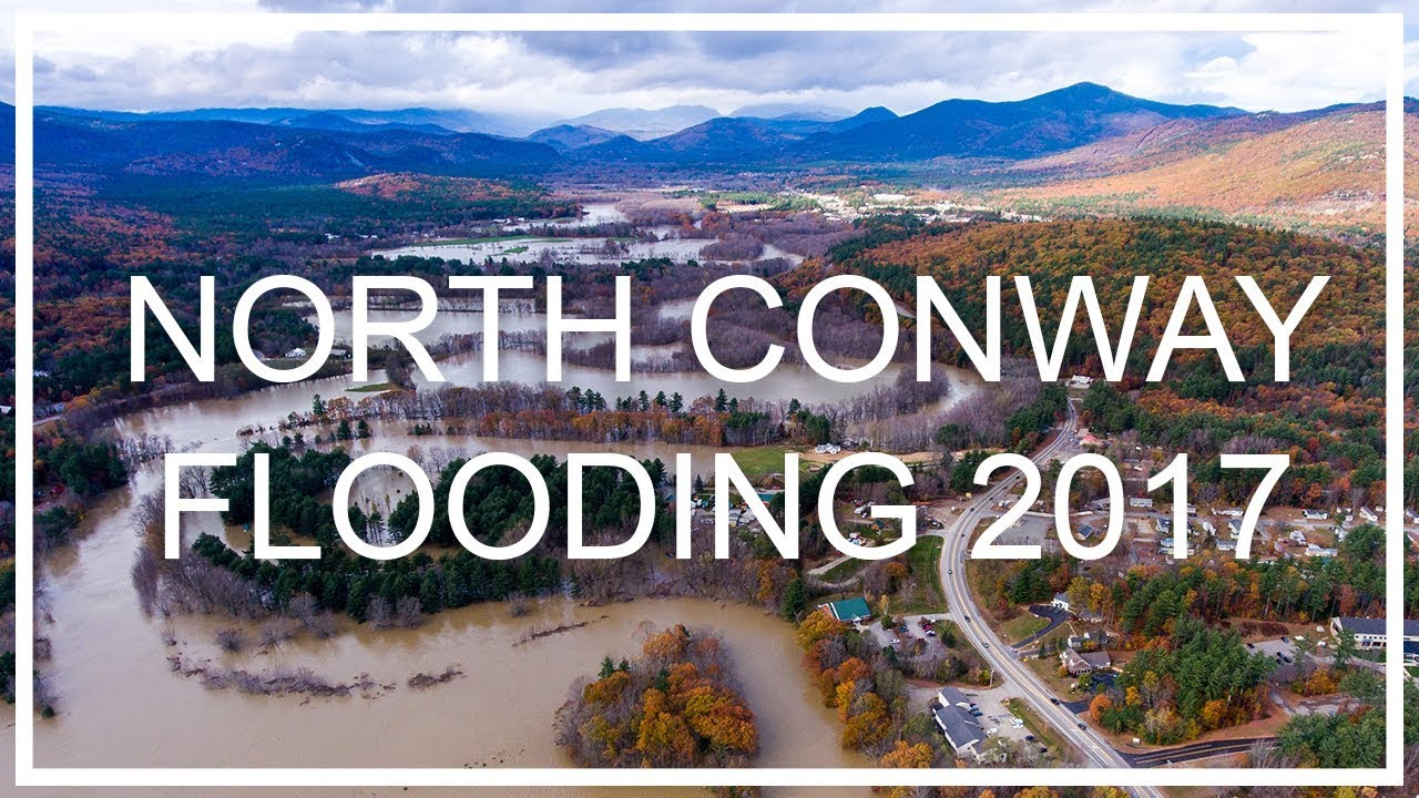 Saco River, NH Flooding