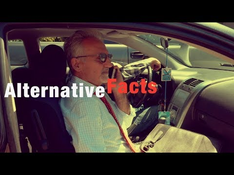 "Palestinian-American George Bisharat ""Big Harp George"" Releases Video for  ""Alternative Facts"""