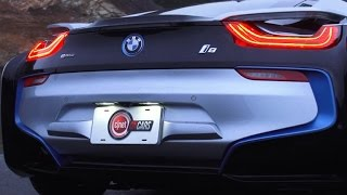 CNET On Cars On the road 2014 BMW i8