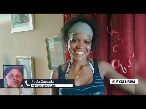 La hermana de Ana Julia pide perdón por el crimen de su hermana