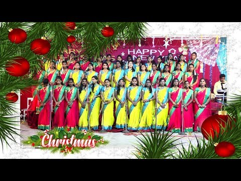 Tamil Christmas Song 2019 | Pope John Paul II College Of Education