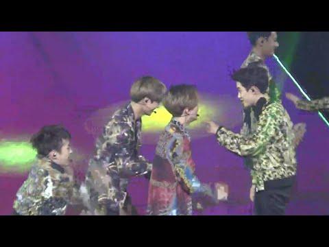 140921 EXO TLP BEIJING - Dance Battle - D.O. Focus