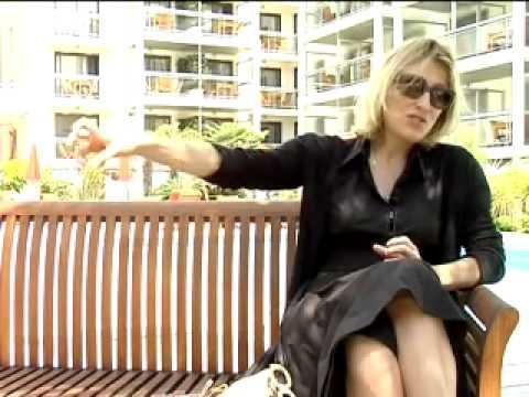 Valeria Bruni Tedeschi -  Actrices - Entretien : Olivier Bombarda