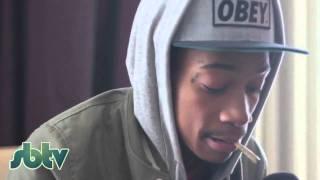 Wiz Khalifa tastes shit weed