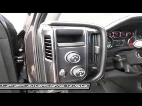 2015 Chevrolet Silverado 1500 Sullivan Motors Collins