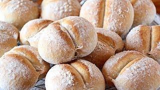 Pan francés casero - Receta autentica