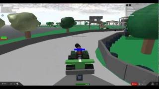 LeBron James kart racing (ROBLOX)