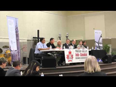 British Columbia, Abbotsford-Mission Candidate Riding Debate