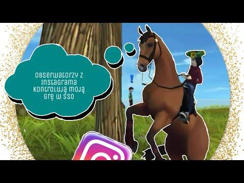 Obserwatorzy z Instagrama kontrolują moja grę w Star Stable !🙂
