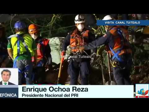 Renuncia PRI a 258 mdp para apoyar a afectados del sismo Video