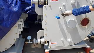 그라우팅펌프-해상그라우팅용 호스펌프-로얄플랜트