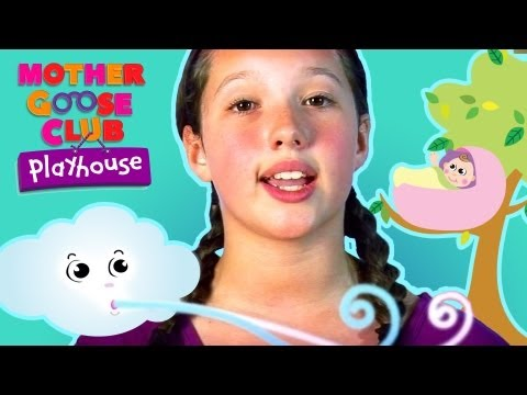 Rockabye Baby - Mother Goose Club Playhouse Kids Video