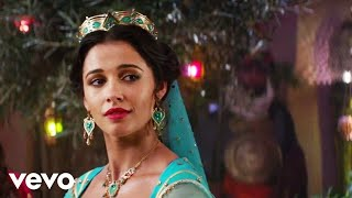 Naomi Scott Speechless Full From Aladdin Official Video