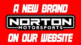 Norton Motorsports | The New Brand On Our Website! | Sportbike Track Gear
