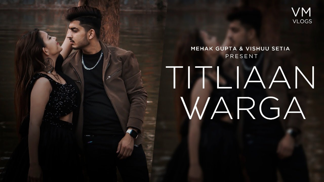 Download Titliaan Warga | Harrdy Sandhu | Cover Song | Vm Vlogs