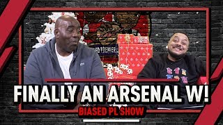 "At Long Last An Arsenal ""W"" 