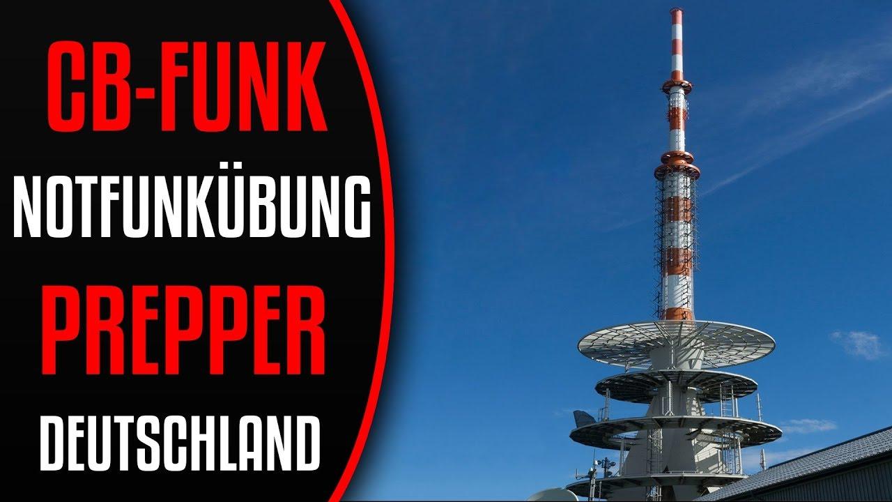 cb funk notfunk bung mit qso ber 130km entfernung prepper deutschland youtube. Black Bedroom Furniture Sets. Home Design Ideas