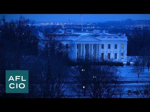 Year one of Trump   President Richard Trumka   AFL-CIO Video