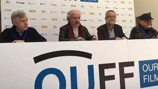 Presentación del libro de Xavier Bermúdez en el OUFF