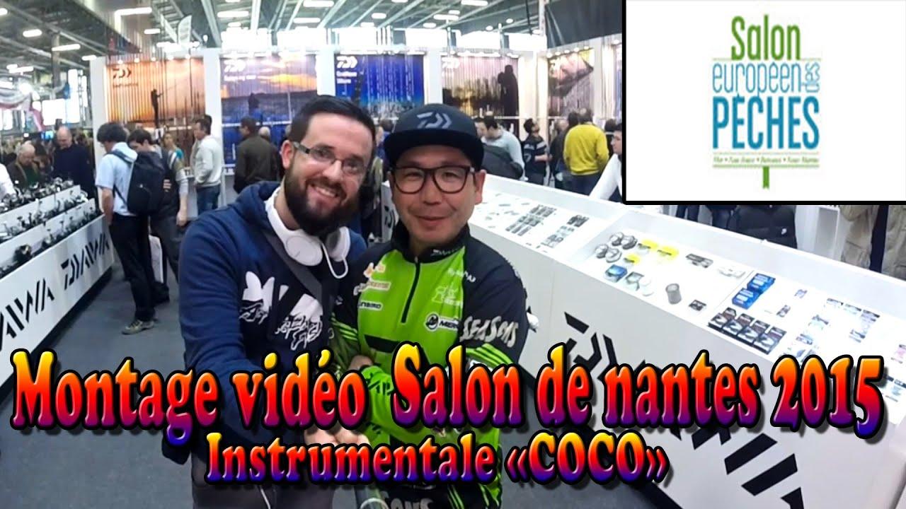 Salon de p che nantes 2015 montage vid o instrumentale coco go pro hd youtube - Salon de la peche a nantes ...