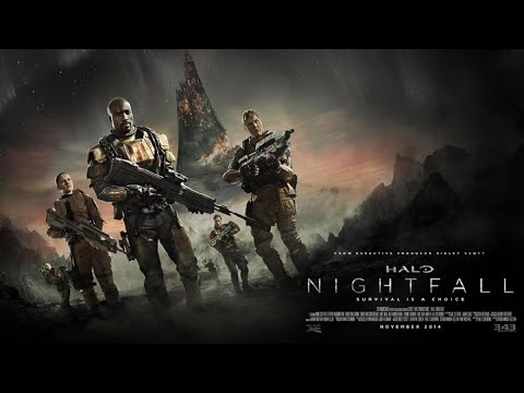 Halo: Nightfall Pelicula Completa Español Latino HD