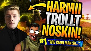 👉 HARMII TROLLT NOSKIN 👈 | RAZZZERO0O WILL BE 😱 | FORTNITE GERMAN HIGHLIGHTS