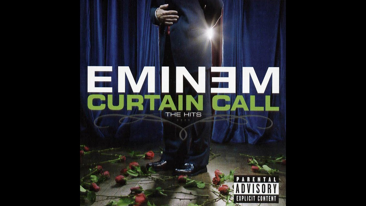Eminem Curtain Call The Hits