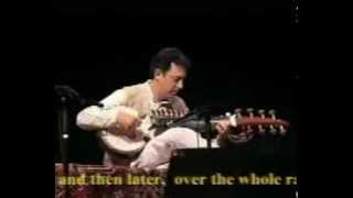 ken zuckerman plays alap in raga sindhi bhairavi