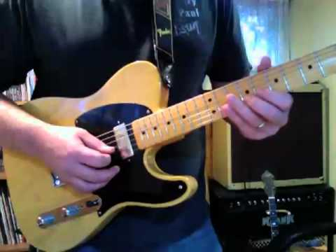 Guitar Instructor Lick of the Week 12/21/2010 - Mike Stern
