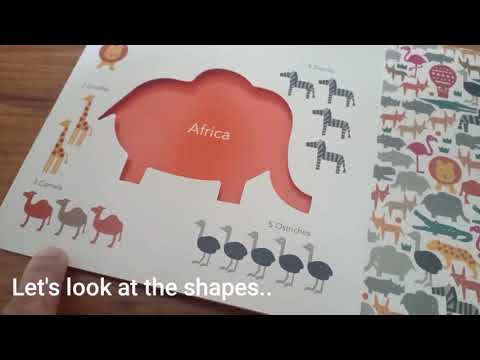 Book Review: Paper Peek Animals by Chihiro Takeuchi