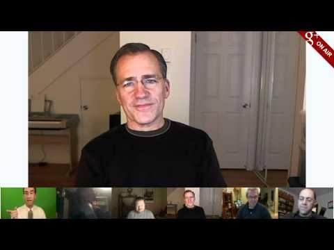 Google Plus Week w Mike Elgan behind the scenes