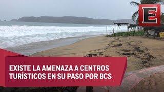 El huracán Bud se debilita a tormenta tropical en el Pacífico mexicano