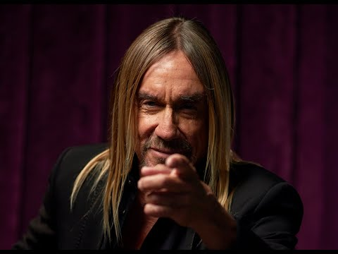 Iggy Pop - James Bond (Official video)