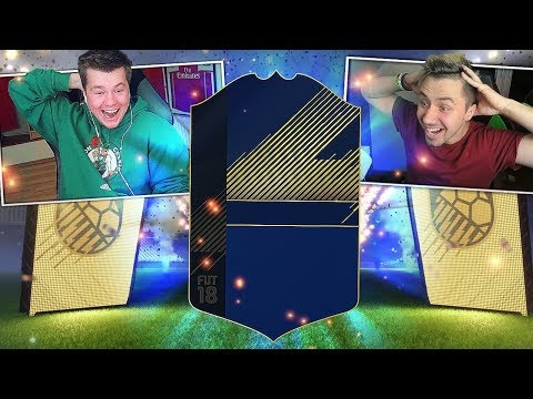 🔥TOTY W PACK & PLAY!!!! 😱🔥🔵 /W DEV FIFA 18