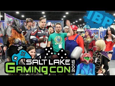 Salt Lake GamingCon- Mario Bros. Theme Song Karaoke