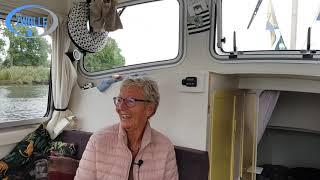 Bootverhalen: Stoere meid RTV Zwolle FM