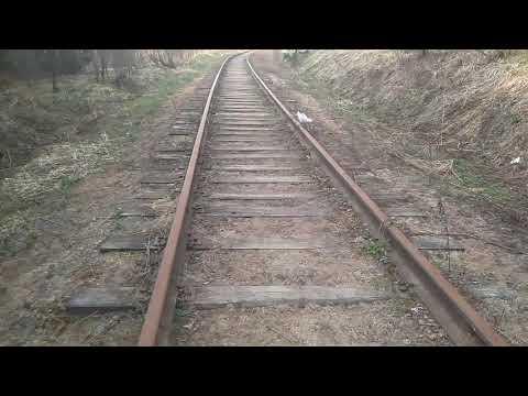 Один из старейших подъездных путей-Краснозаводский подъездной! Часть 1