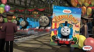 Carnival Capers (CGI Version) | Custom DVD