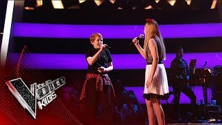 Sweet Harmony Perform 'Hey Brother'   Blind Auditions   The Voice Kids UK 2019