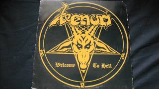 Venom - Red Light Fever (Vinyl)