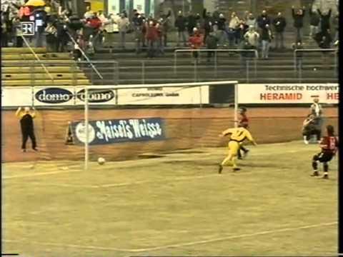 SpVgg Bayreuth - SV Wehen 3:1 - Regionalliga Süd 2005/06 - BR-Bericht